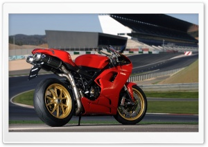 Ducati 1098 Superbike 6