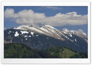 Mountain Stol, Karavanke Alps