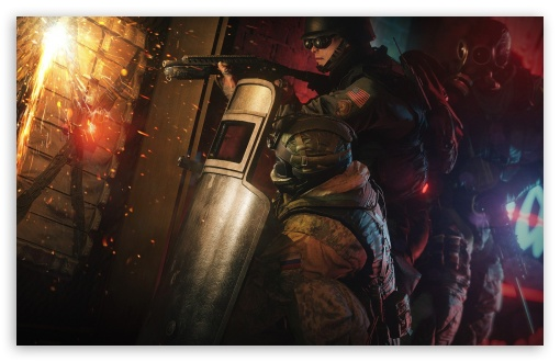 Download SWAT UltraHD Wallpaper