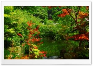 Kyoto Garden, Japan