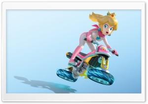 Mario Kart 8 Princess Peach