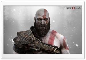 God Of War Kratos