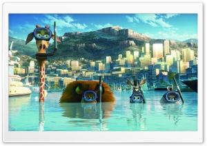 Madagascar 3 Europe's...