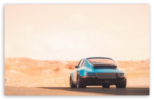 Download Porsche 911  R U N W I L D UltraHD Wallpaper