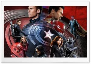 Civil War Captain America,...