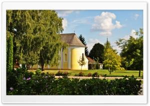 Sunny Churches