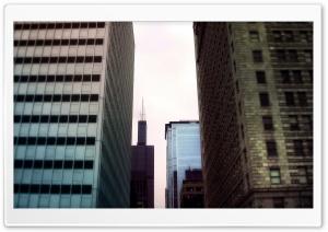 High-Rise Buildings, City