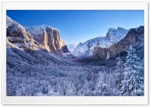Yosemite Winter Photography