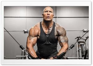 Dwayne Johnson Fitness