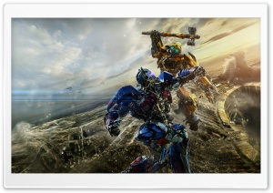 Bumblebee vs Optimus Prime...