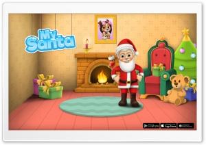 My Santa Claus - Santas Crib