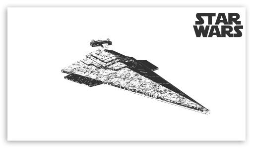 Download Star Destroyer UltraHD Wallpaper
