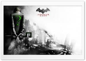 Batman Arkham City - Riddler