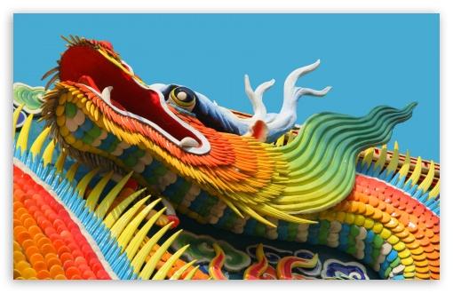 Download Chinese Dragon UltraHD Wallpaper