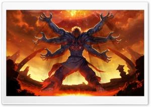 Asura's Wrath 2012