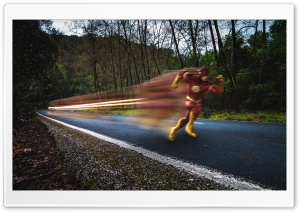 The Flash, The Speed Force