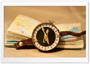 One Old Compass