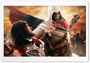 Assassin's Creed...