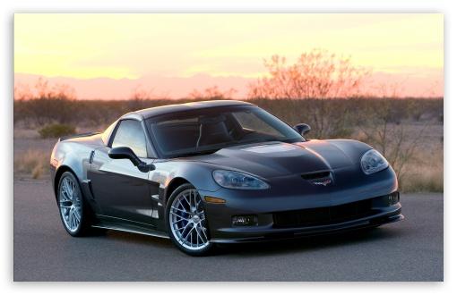 Download 2009 Chevrolet Corvette ZR1 UltraHD Wallpaper