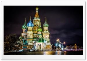 Saint Basil's Cathedral,...
