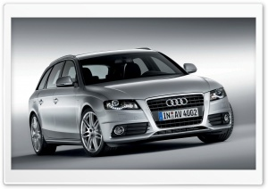 Audi A4 1.8 TFSI S Line Avant 1