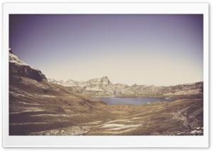 Melchsee Frutt, Switzerland,...