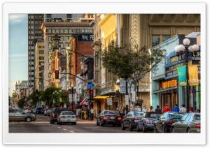 Gaslamp 5th Avenue