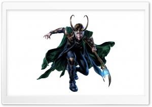 Loki Laufeyson - The Avengers
