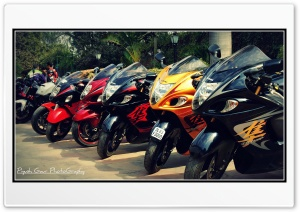 The Hayabusa Series ;)