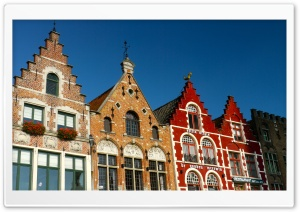 Bruges Architecture Style,...