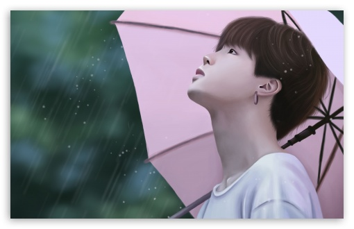 Download BTS Jimin Cute UltraHD Wallpaper