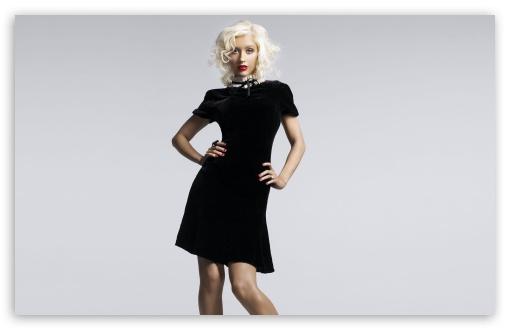 Download Christina Aguilera Celebrity UltraHD Wallpaper