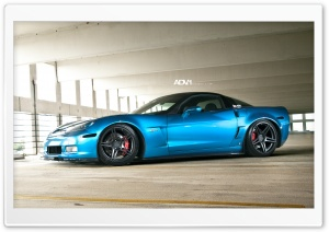 ADV.1 Corvette Z06