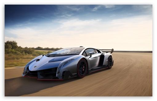 Download 2013 Lamborghini Veneno UltraHD Wallpaper