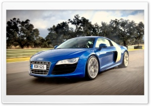 Audi R8 V10 Front