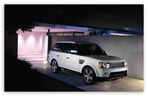 Download Range Rover Car 18 UltraHD Wallpaper