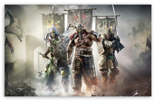 Download For Honor Warriors UltraHD Wallpaper