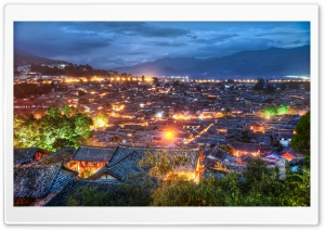 The Village Of Lijiang