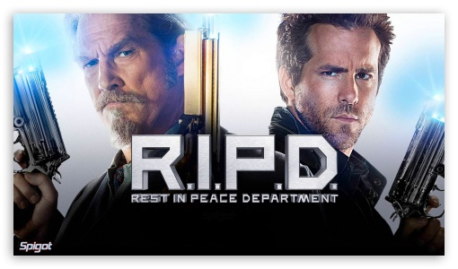 Download R.I.P.D. UltraHD Wallpaper