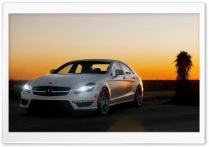 Mercedes-Benz Luxury Car