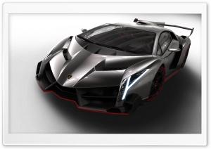 2013 Lamborghini Veneno Car