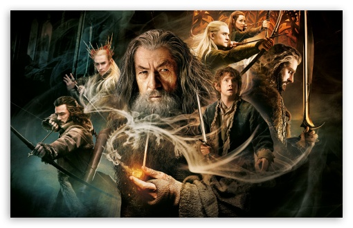 Download The Hobbit The Desolation of Smaug UltraHD Wallpaper
