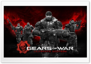 Gears of War Ultimate Edition...