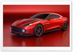 Aston Martin Zagato Vanquish...