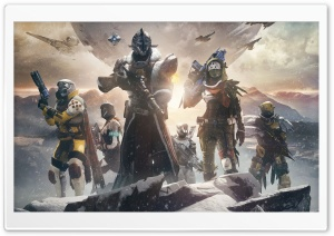 Destiny Video Game