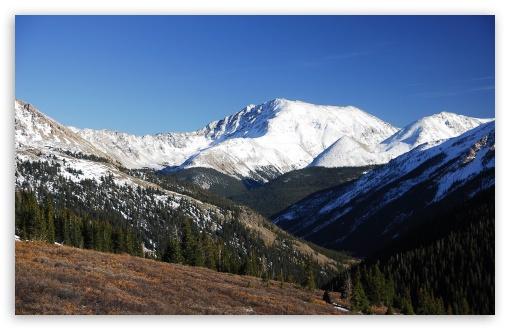 Download Mountain Landscape Nature 5 UltraHD Wallpaper
