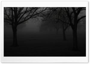 Winter Fog Light Christmas