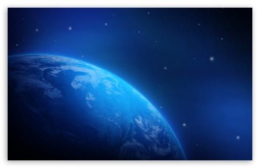 Download The Blue Planet UltraHD Wallpaper