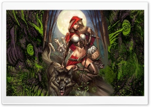 Little Red Riding Hood with...