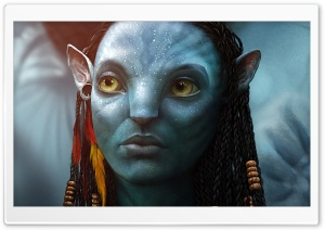 Neytiri 2017 Avatar 2